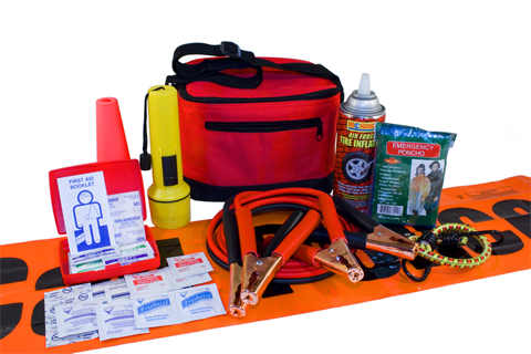 A Valuable Vehicle Emergency Kit Checklist For Canadian Drivers