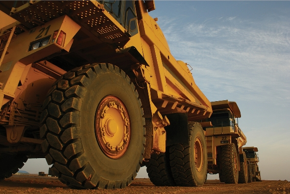 Fuel Consumption In Heavy Construction Vehicles & Equipment Industry