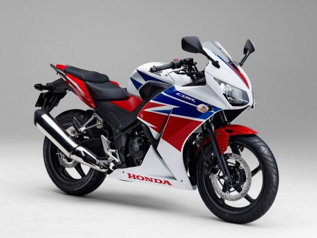 Honda's New CBR250R Yet To Be Released In Competition For Kawasaki Ninja 250R
