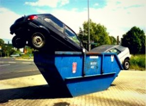 How To Recycle Your Junk Car?
