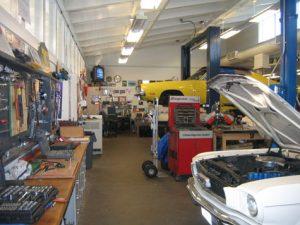 The Ultimate Home Auto Garage
