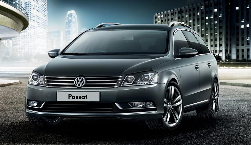 Volkswagen Passat Estate Sport 2.0 TDI CR 4MOTION