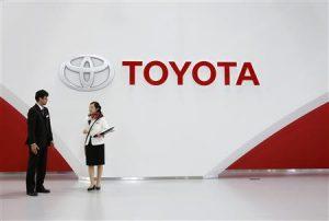 Toyota Estimates Record Selling and Profits