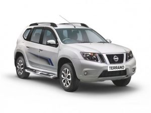 Nissan Terrano – Powerful Wheels