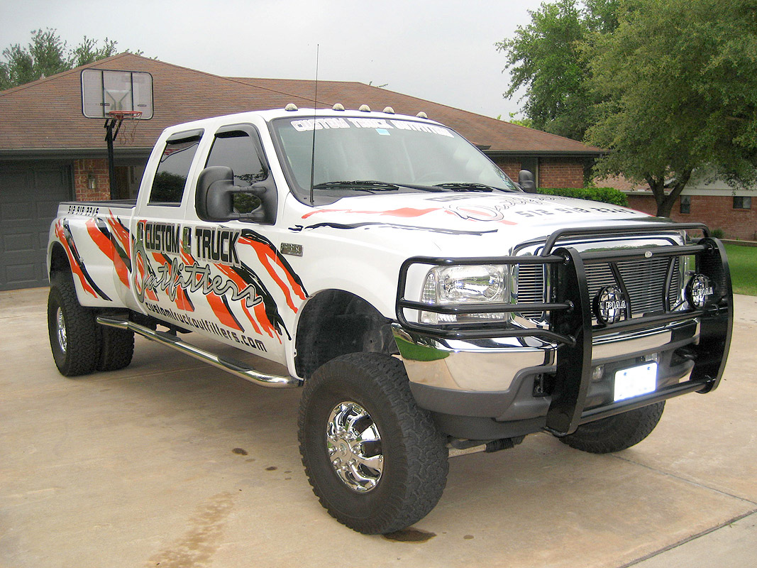 Best Custom Truck Features Of The Past Decade