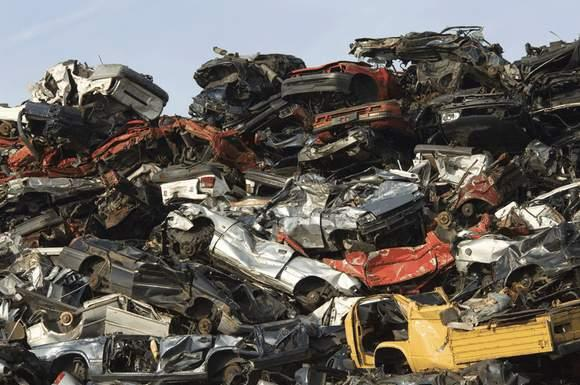 Metal Recycling Facts: How Much Of A Car Can Be Recycled?