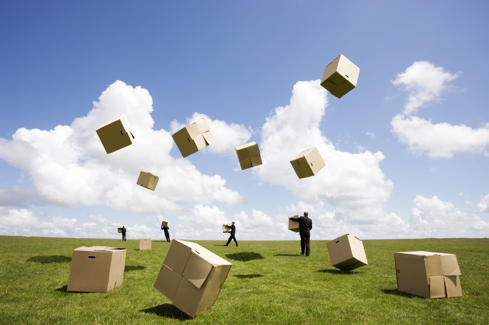 Office Space: Think Outside The Box