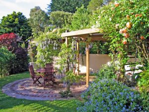 How To Create Your Very Own Tranquil Garden