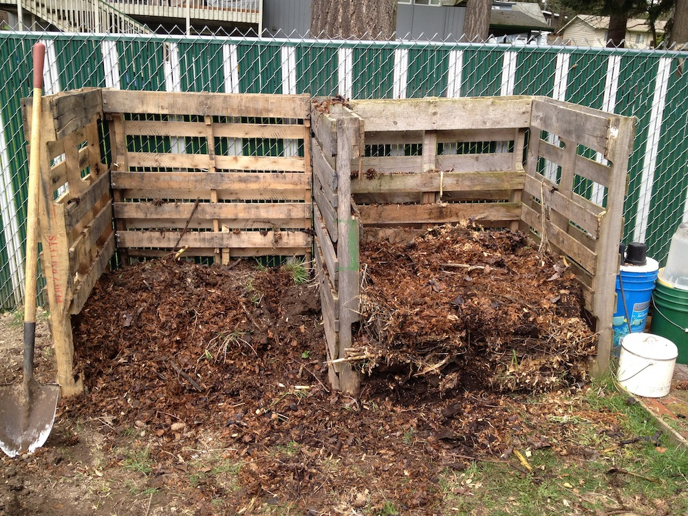 Preparing For Next Spring With Fall Composting