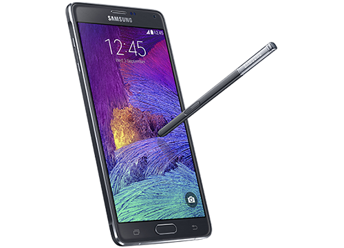Outstanding Smartphone Of 2014 Galaxy Note 4