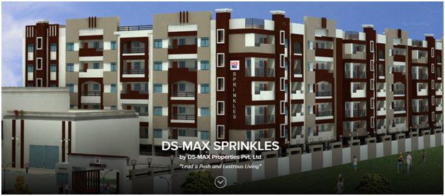 DS-Max- The Leading Property Builder In Bangalore