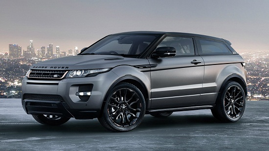 The Range Rover Evoque: Review