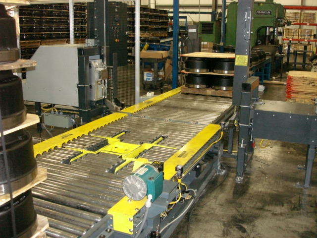 Stretch Wrapping Offers Tight and Stable Loads Package