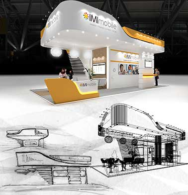 Ideas For Designing An Effective Exhibition Stand