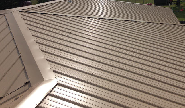 Benefits Of Selecting Metal Roof