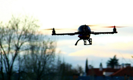 Drone Scandal Between India- Pakistan