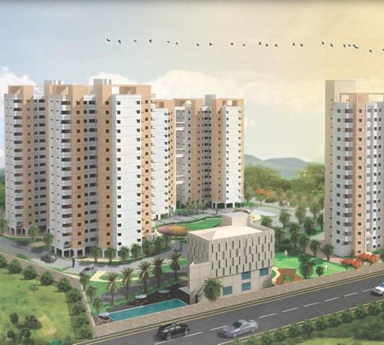 Apartments at Yelahanka