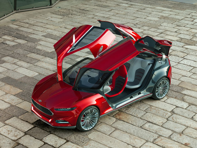 The Exciting Ford Future Cars