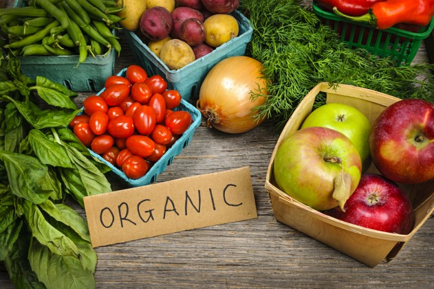 Health Benefits of Organic Foods