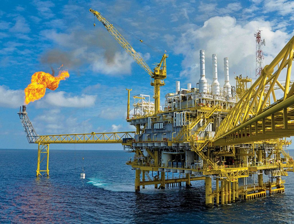 2016 Trends In World Energy, Oil and Gas