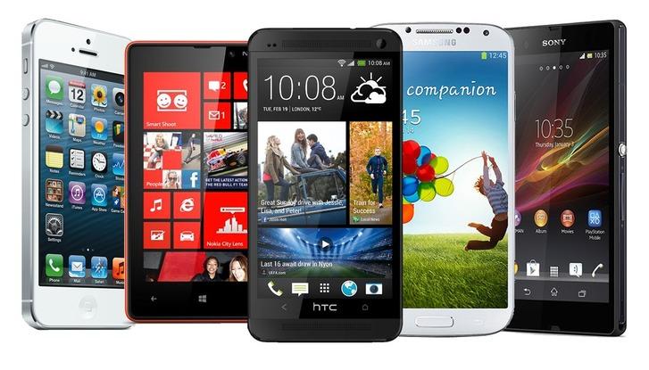 The Most Popular Smartphones