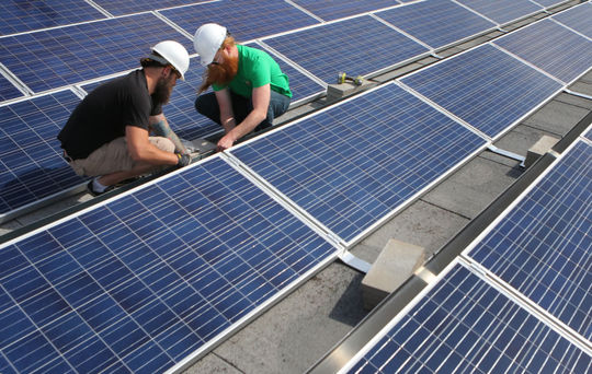 Solar Rebates Drop The Cost Of Solar Power