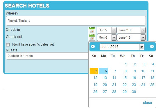 How To Book A Hotel Using Hotels-scanner.us