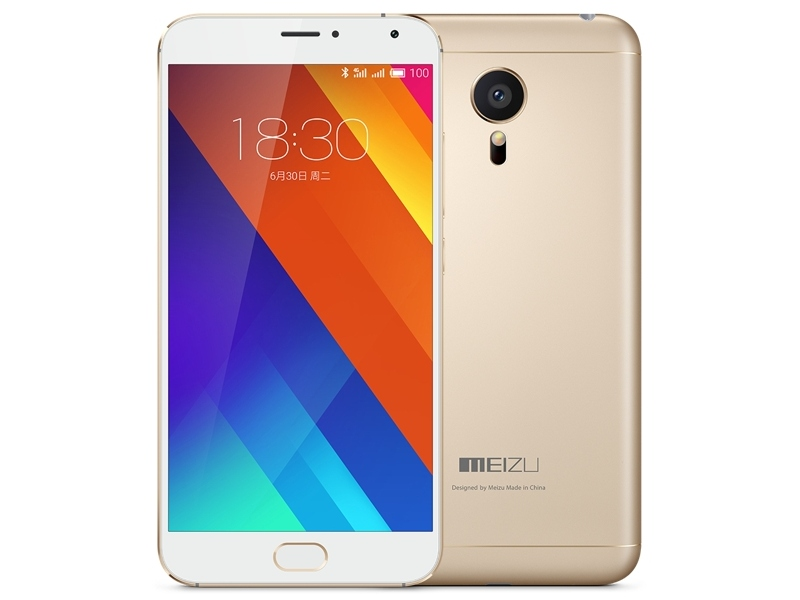 Meizu MX5e Launched In China Features A 16-Megapixel Camera, 5.5-Inch Display