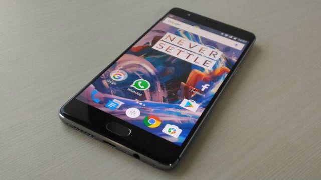 OnePlus 3 Oxygenos 3.2 Update Brings SRGB Mode, Improve RAM Management