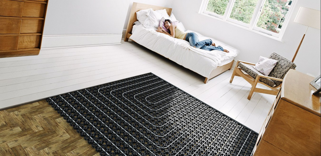 How Underfloor Heating Is Really Advantageous For Us?