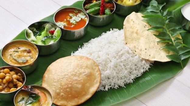 14 Course Meals Kerala