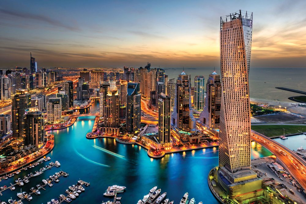 Dubai - One Of The Best Honeymoon Destinations from India