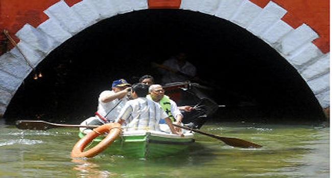 Varkala Tunnel Boating