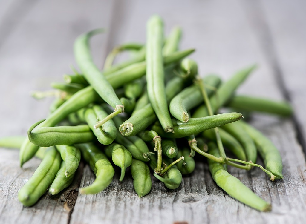 Stay Strong With Green Beans