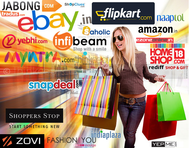 10 Best Online Shopping Sites