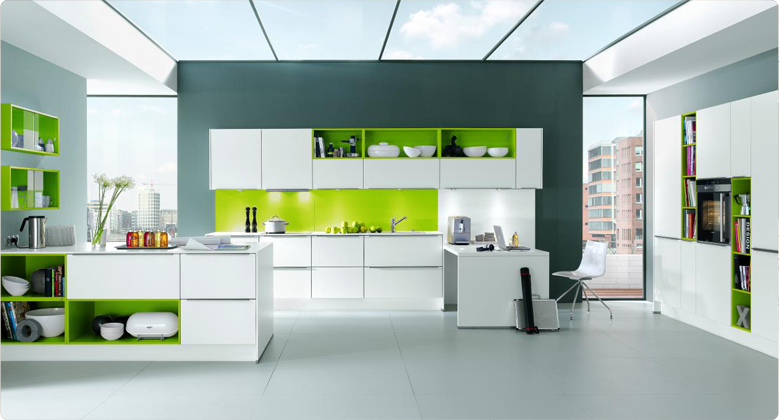 Modular kitchens in Delhi