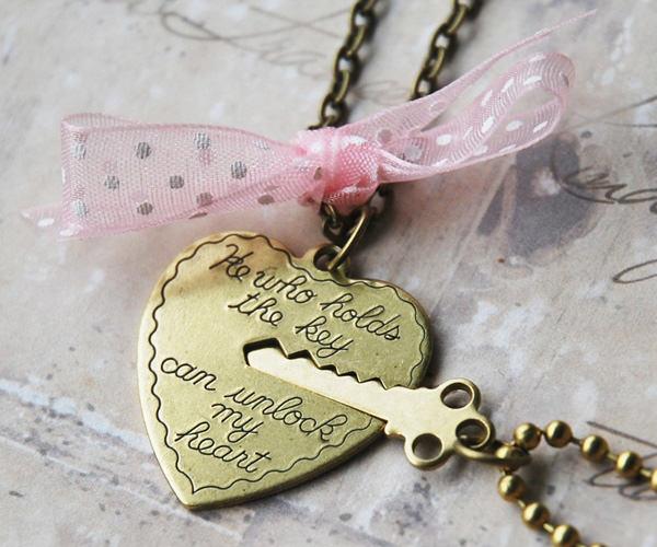 key-heart