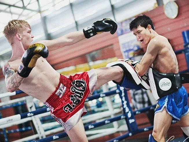 The Perfect Activity For Business Person Is Muay Thai Course In Phuket and Thailand