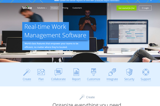 Powerful Online Software for Project Management From Wrike