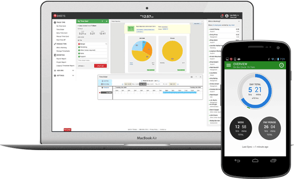 Time Tracking Apps on Employees