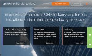 bpm'online banking CRM