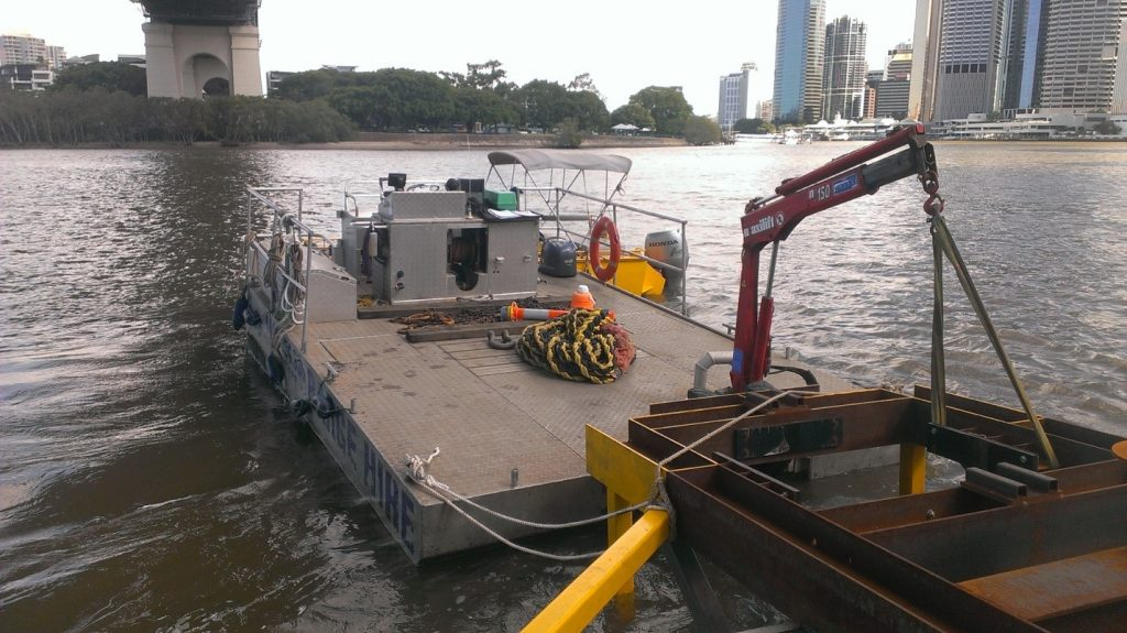 Many Benefits Of Hiring Flat Top Barge