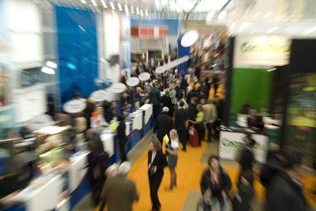 How To Pick The Right Trade Show For Your Company