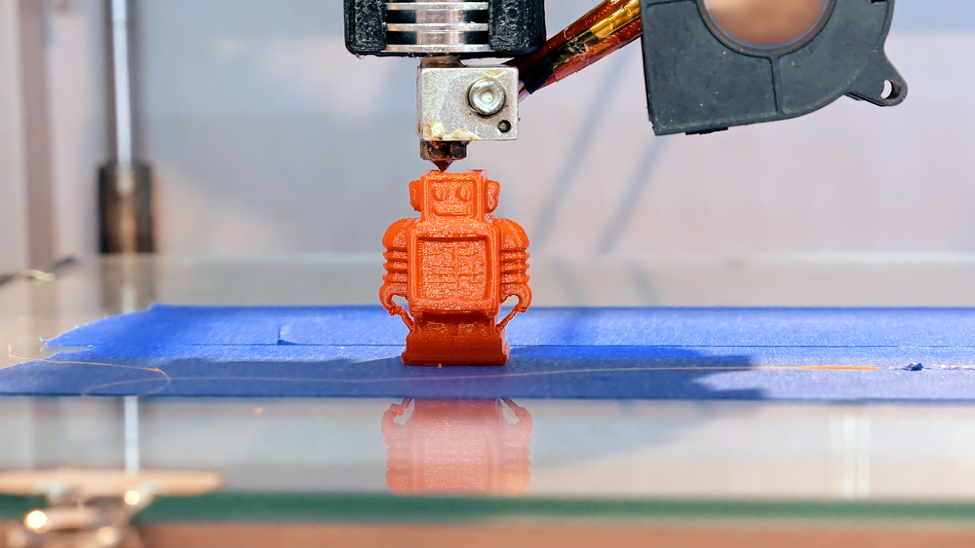 How 3D Printing Is Transforming Business