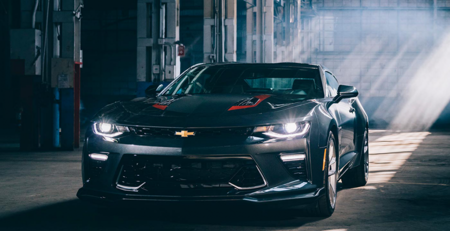 Chevrolet Vehicle: The Driver's Choice