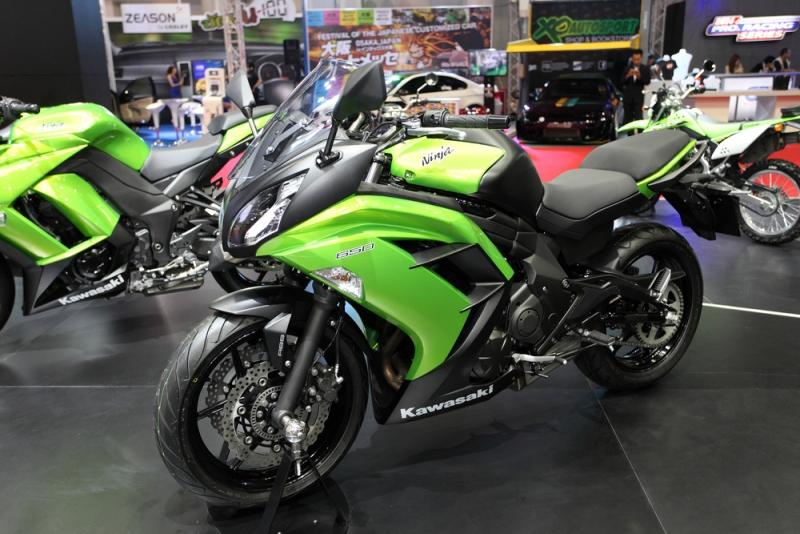 Kawasaki Ninja 650 Parts: Keeping Your Ninja Road Ready