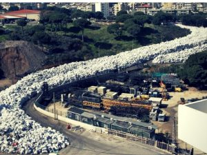 Turning Trash To Treasure - Beirut Designers Tackle The Garbage Crisis Head On