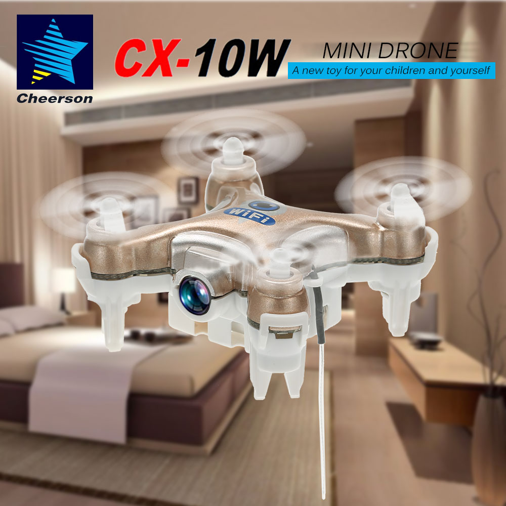 Cheerson Cx-10w Mini FPV Quadcopter - Quadcopter Reviews