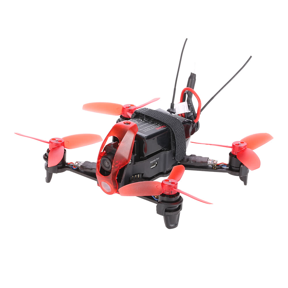 WALKERA RODEO 110: THE TINIEST RACING FPV DRONE