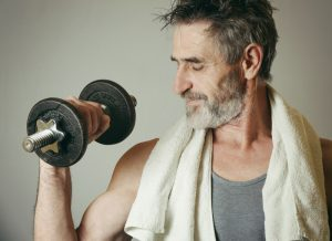 Health and Fitness Of People Ages 40 and Over
